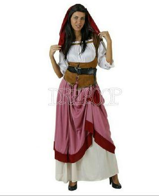 Disfraz medieval M/L