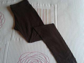 Pantalón legging Bershka T.S marrón
