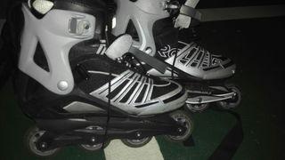 Patines de ruedas talla 44