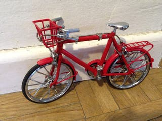 Miniatura bicicleta vintage
