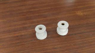 bornes de ceramica ,para cableado de viviendas