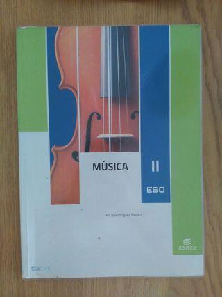 Libro Música 3°ESO