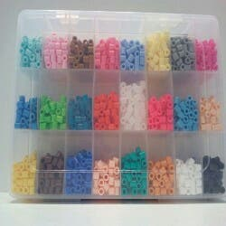 Caja surtida Hama Beads