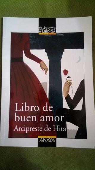 libro de buen amor clasicos a medida anaya