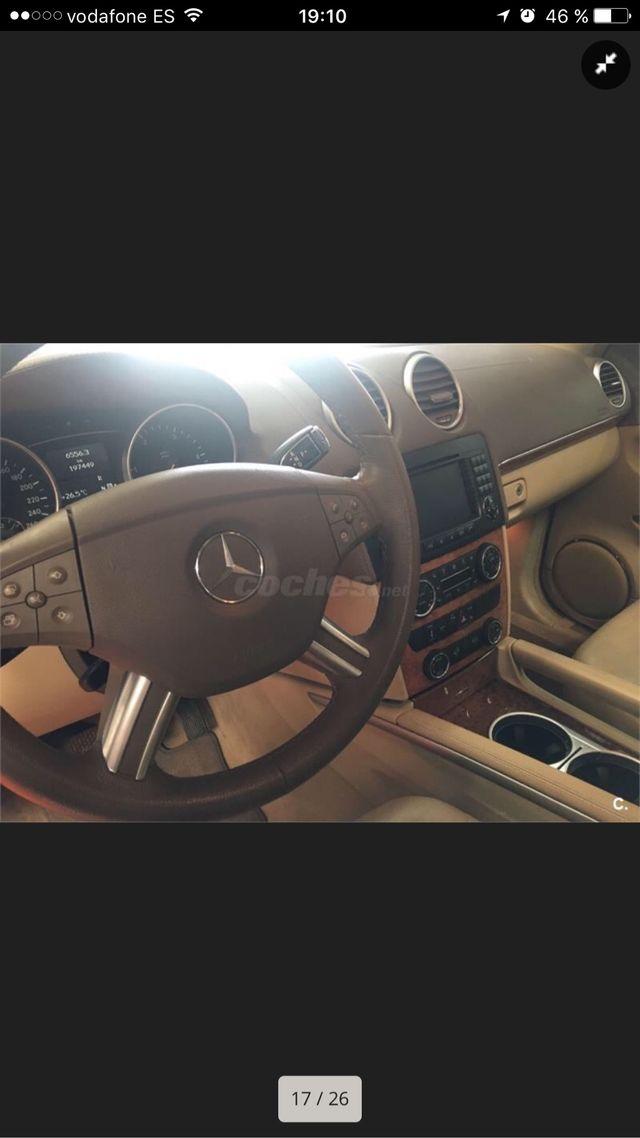 Mercedes-benz GL 320 CDI 4M 5p