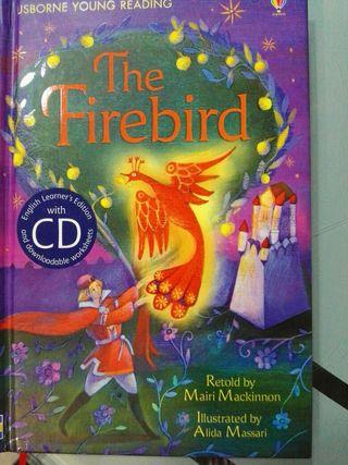 Libro infantil en ingles con CD