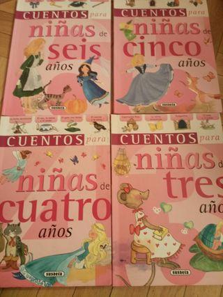 4 cuentos