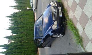 Mercedes-Benz CL cupe kompresor gasolina 2002