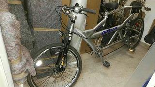 Bicicleta, tandem orbita muy buena oportunidad
