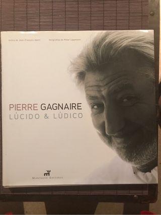 Libro cocina Pierre Gagnier. Castellano!!!