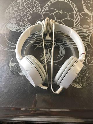 Cascos de musica