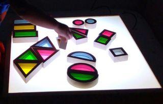 Caja de Luz 50x60, 50x50, 50x40, 40x40 ...