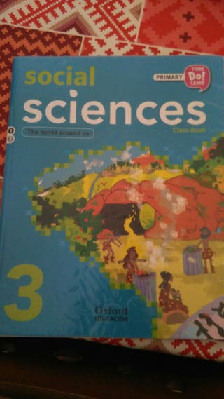 libros de social sciences 3 de primaria