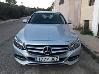 Mercedes-Benz Clase C 220 2014