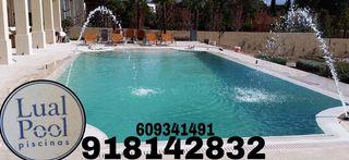 piscinas lualpool.........,,