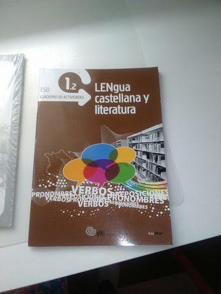 Lengua castellana y literatura Eki. DBH 1