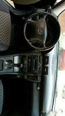 Mercedes-Benz Clase C 2002