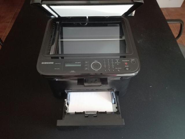 fotocopiadora, escáner e impresora
