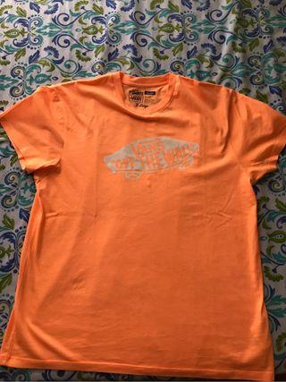 Camiseta Vans XL