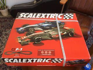 Circuito Scalextric C2 - F1 ---¡¡¡REBAJADO!!!---