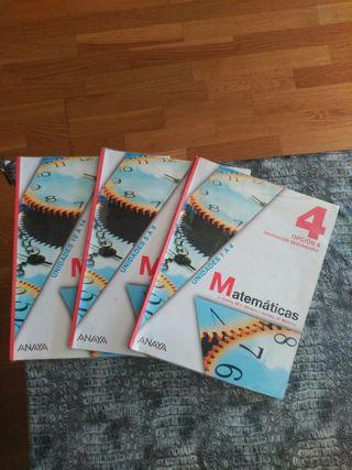 libros4 eso