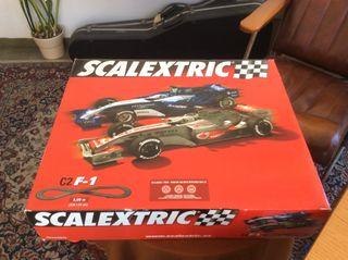 Circuito Scalextric C2 - F1. ---¡¡¡REBAJADO!!!---