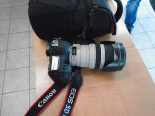 Canon EOS 5D Mark III Digital + incl Canon EF / 1: