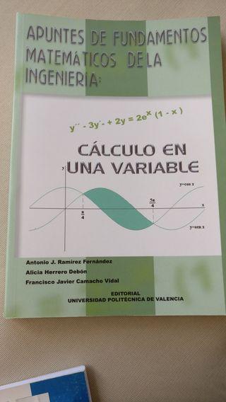 apuntes de fundamentos matematicos dela ingenieria