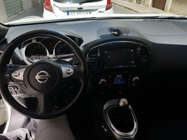 Nissan Juke 2011 Premium
