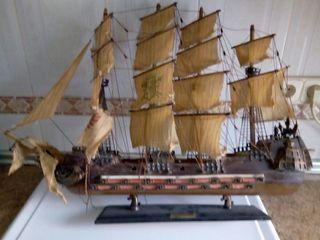 barco fragata del siglo XVII tlf 636848337