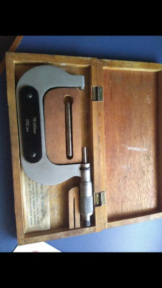 Micrometro de precision