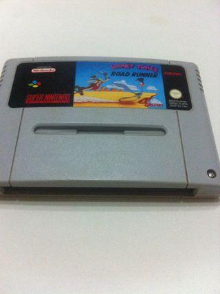 Juego Super Nintendo