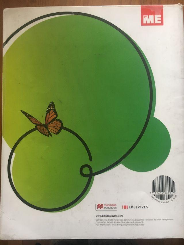 Libro de Natural Science 4 pri