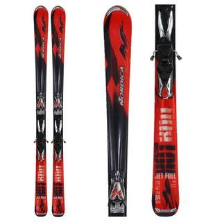 Esquís Nordika Hot Rod Jet Fuel