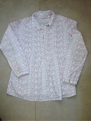Camisa niña T 8