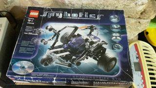 Juguete Lego robot spybotic
