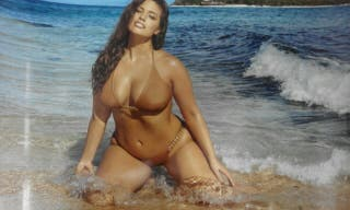 Pack 2 Posters Monica Bellucci- Ashley Graham