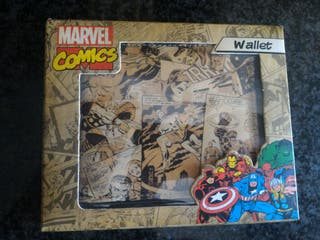 cartera Marvel Comics