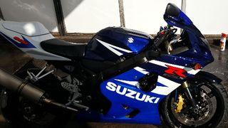 Suzuki Gsx r 600 año 2004