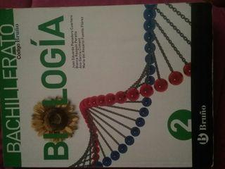 Libro 2° Bachiller Biología