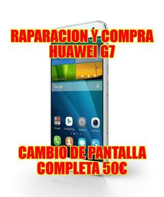 REPARACION Huawei ascend g7