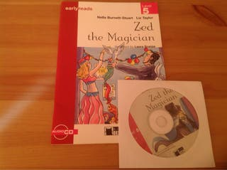 Zed the Magician+Audio CD