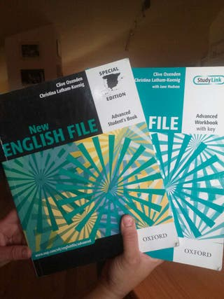 New English File Advanced