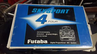 Emisora Futaba Skysport 4 rc