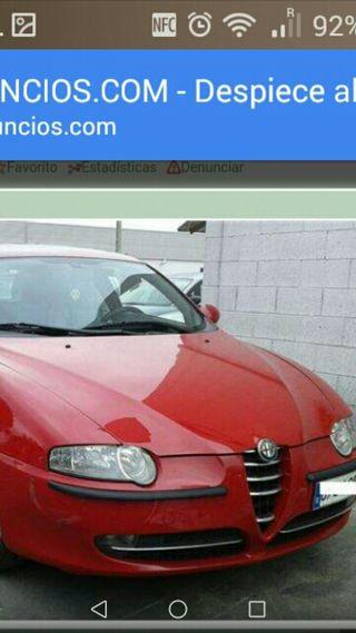 despieces Alfa Romeo 147 JTD