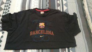 camiseta barça XL