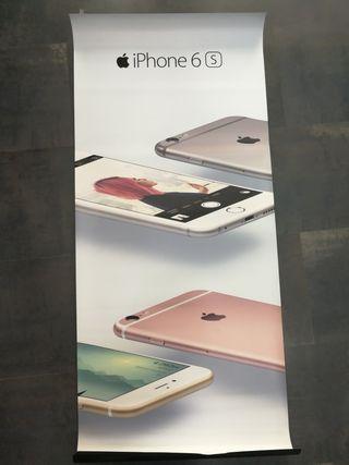 Cartel iPhone 6S