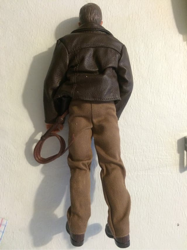 Indiana Jones muñeco