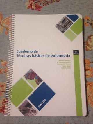 3 Cuadernos de editex.