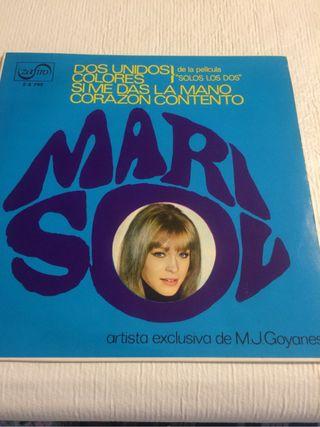 Marisol single disco
